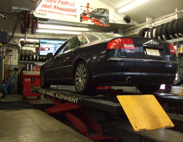 How Long Does A Wheel Alignment Take >> Services